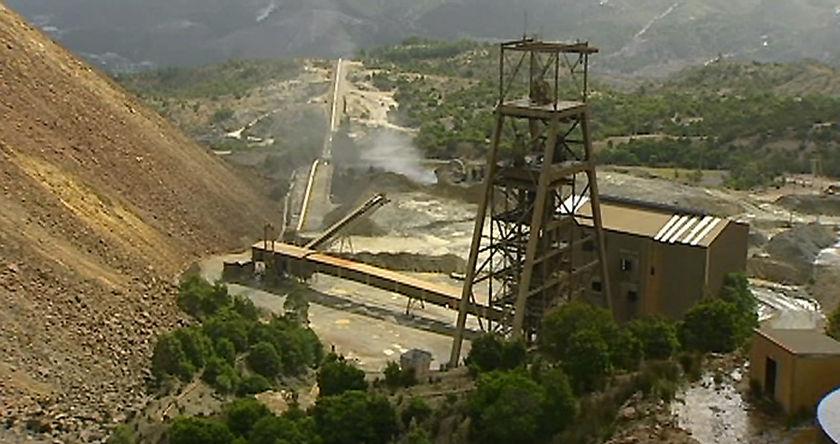 Copper Mines of Tasmania in Australia company - Mining